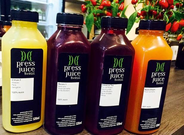 Press Juice Brasil