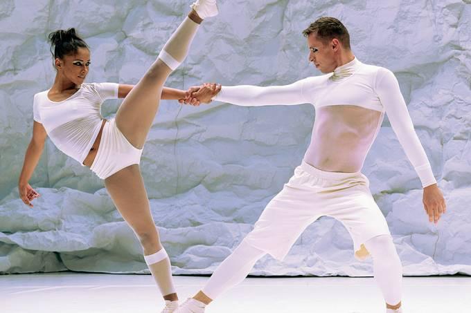 Grupo Corpo – Dança Sinfônica e Suíte Branca