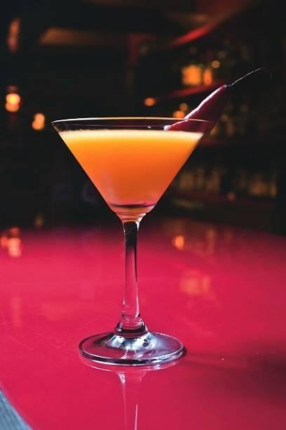 Suíte Savalas - Margarita de manga com um toque de picante