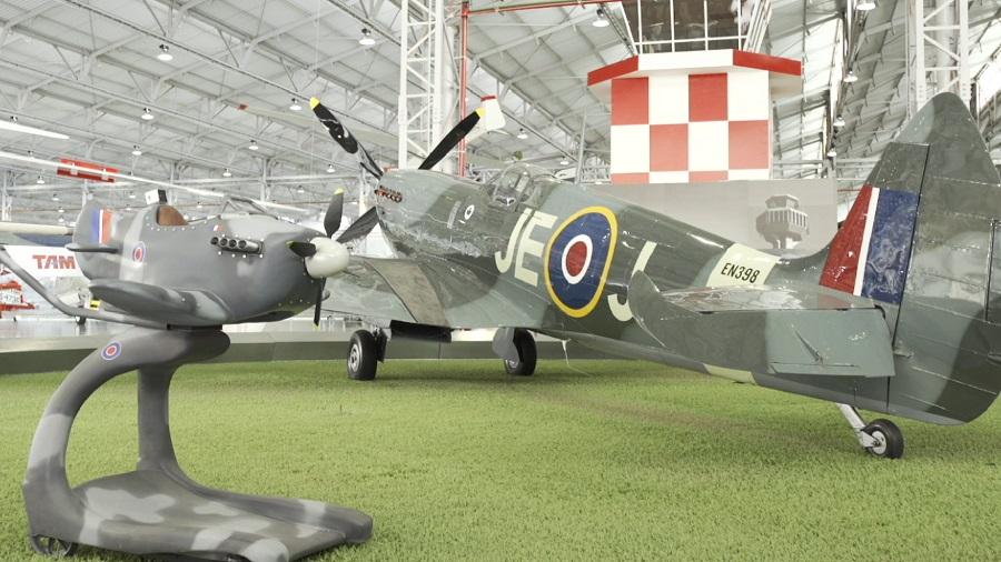Supermarine Spitfire: caça britânico mais famoso da Segunda Guerra Mundial