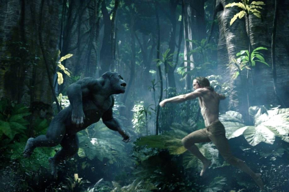 A Lenda de Tarzan: a direção é de David Yates
