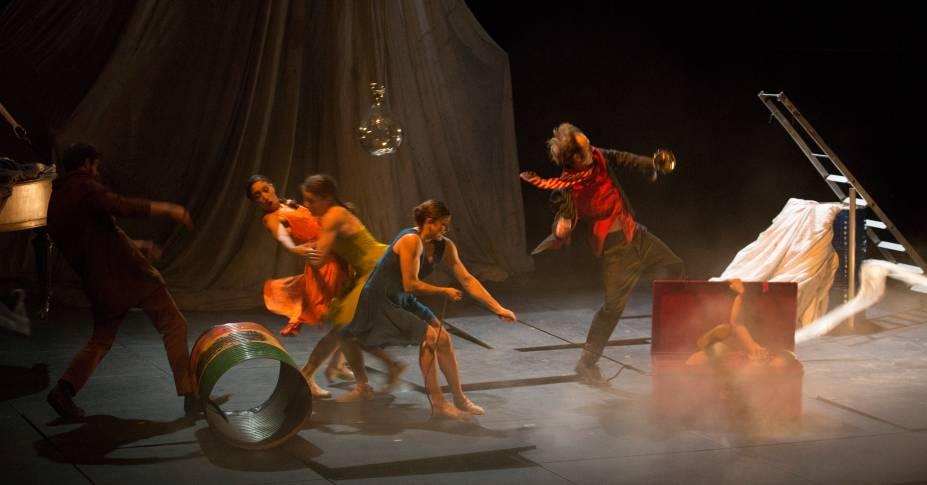 Tempus Fugit?: companhia Cirque Plume abre a temporada