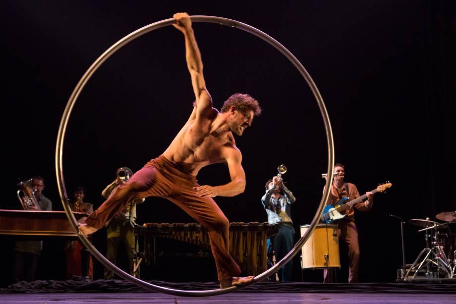 Tempus Fugit?: criação da Cirque Plume
