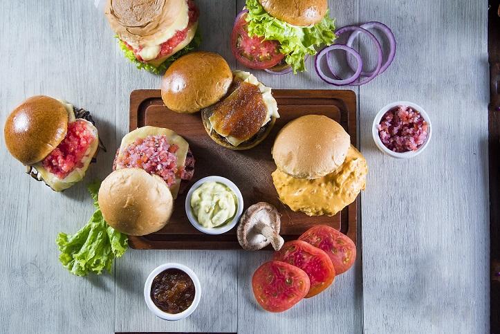 Tradi: hambúrgures tradicionais se misturam a sugestões mais moderninhas
