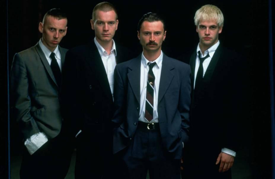 Trainspotting: Sem Limites: Ewan McGregor, Ewen Bremner, Jonny Lee Miller, Robert Carlyle