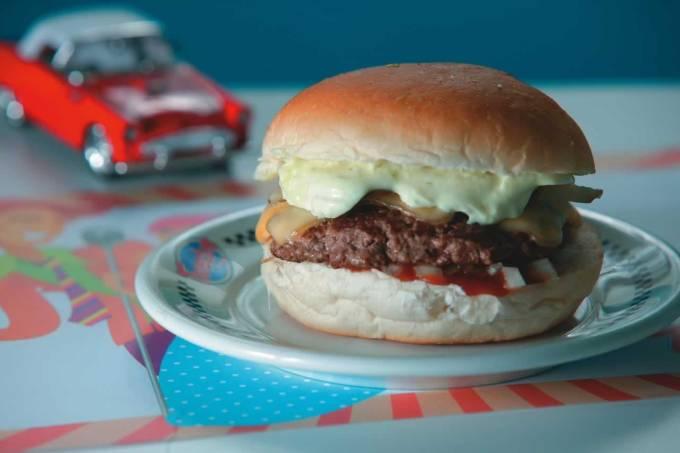 Twelve Burger – Lanche de Picanha