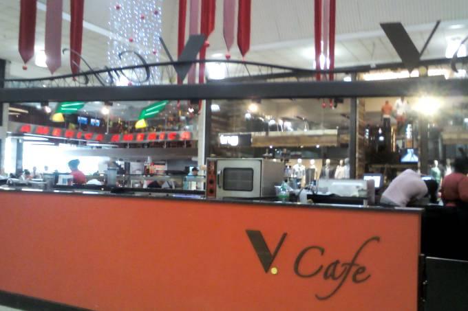 V. Café – Shopping Center Norte