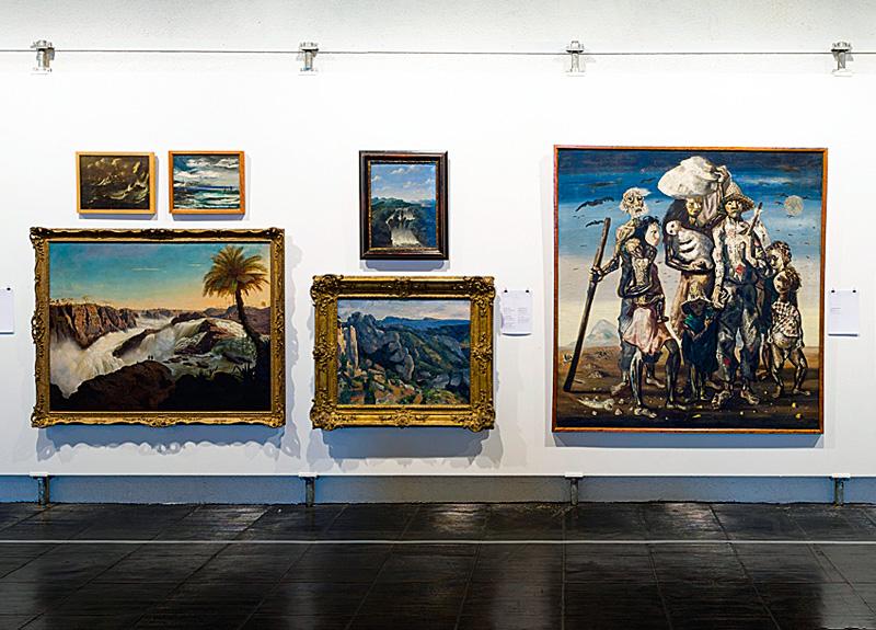 Acervo do museu redescoberto: o público é convidado a sugerir obras