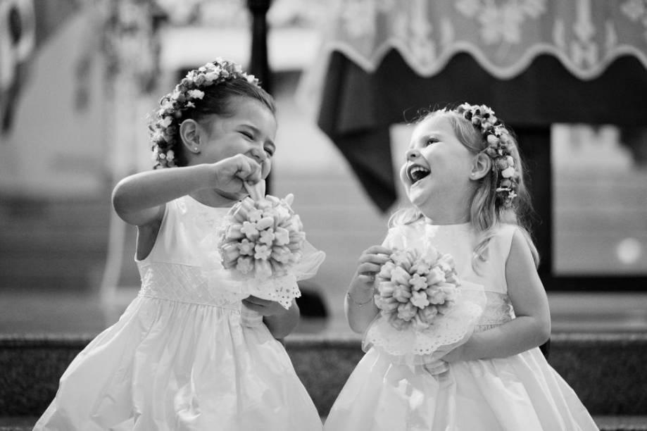Foto indicada na categoria daminha e pajem, no Wedding Awards 2013