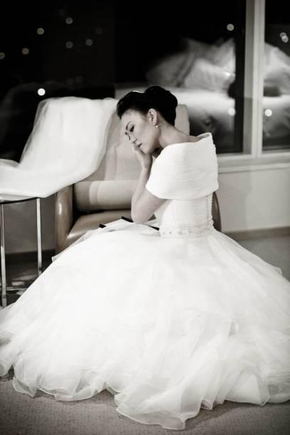 Foto indicada na categoria noiva, do Wedding Awards 2013