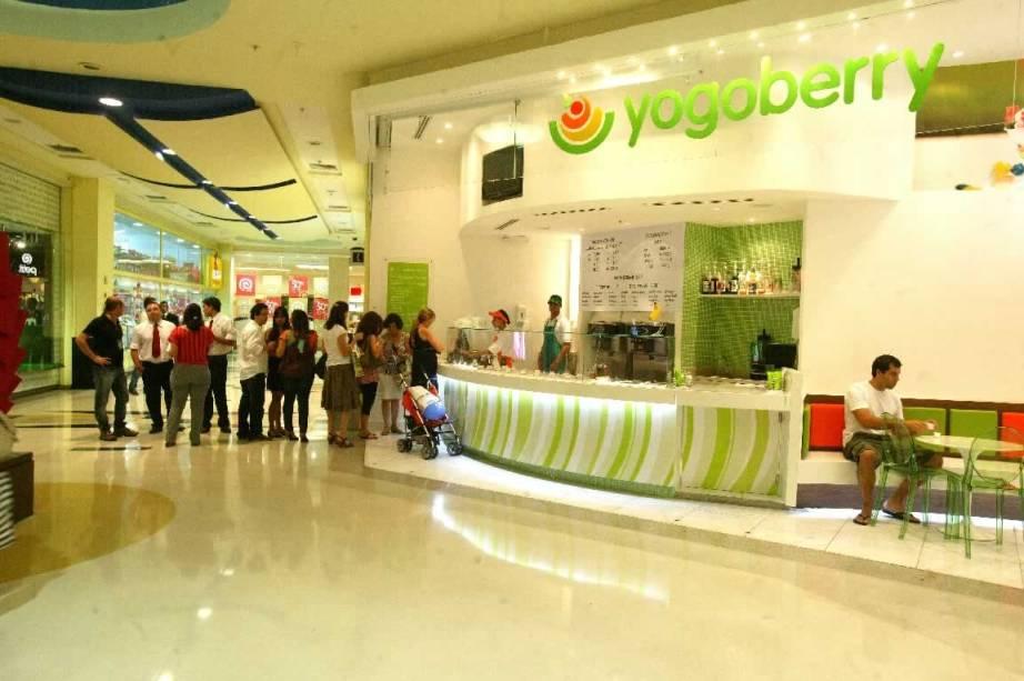 Yogoberry do Shopping Villa-Lobos