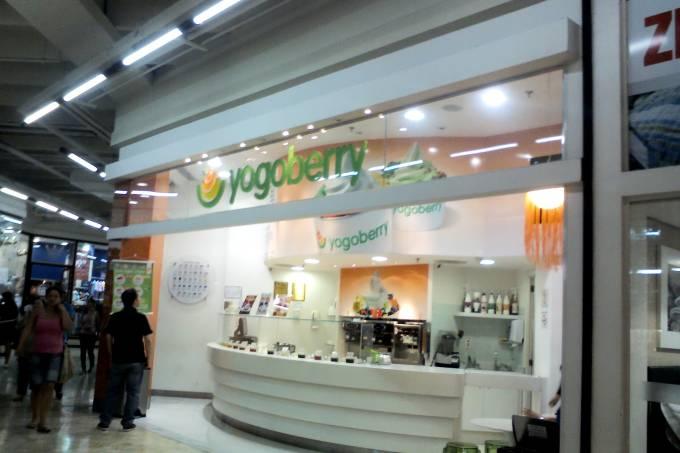 Yogoberry – Shopping Center Norte