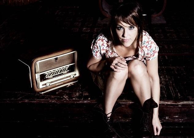 A cantora francesa Zaz