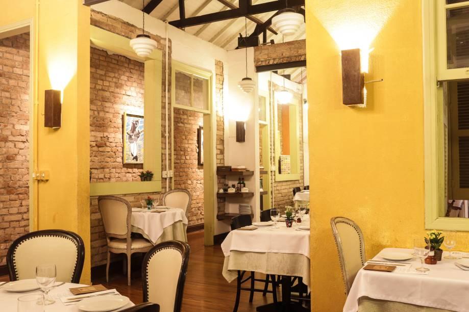 Zeffiro: restaurante variado