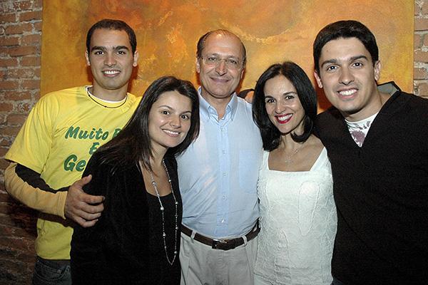 Aniversário Geraldo Alckmin
