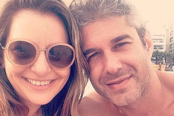Gustavo Corrêa e Giovana Oliveira: parceria profissional com a cunha, Ana Hickmann
