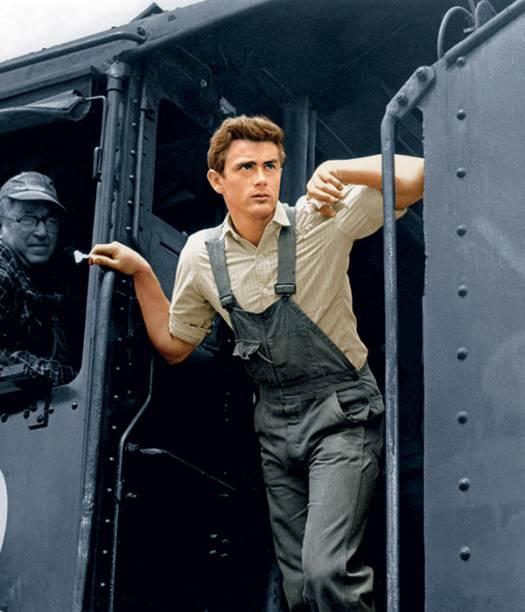 Eternamente jovem: o longa-metragem Vidas Amargas (1955) está na Retrospectiva James Dean