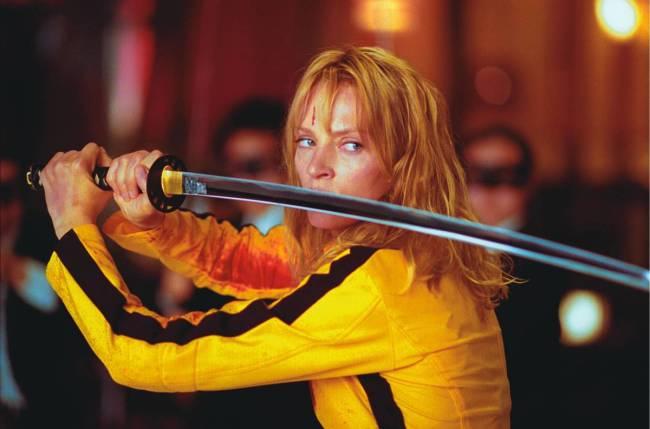 Kill Bill - Virada Cultural