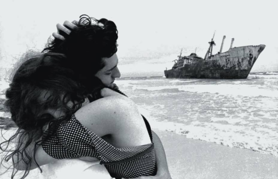 Terra Estrangeira, com Fernanda Torres e Fernando Alves Pinto: longa dirigido por Walter Salles