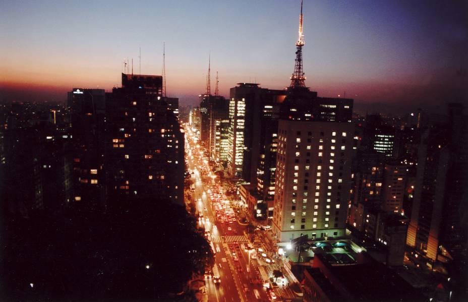 Avenida Paulista: inaugrada em 1891