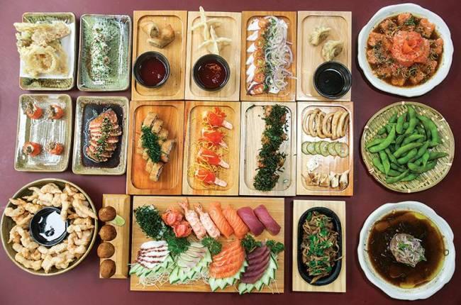 Mori Sushi Ohta