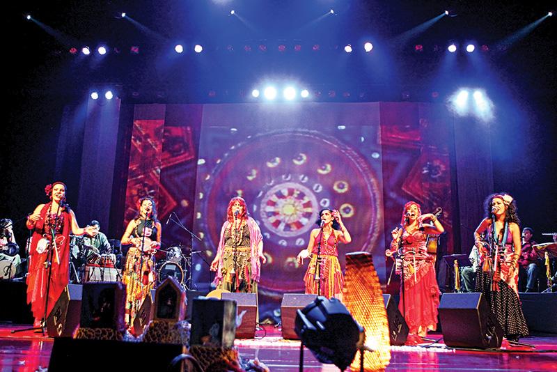 O grupo de música étnica Mawaca: o espetáculo Mawaca para Crianças