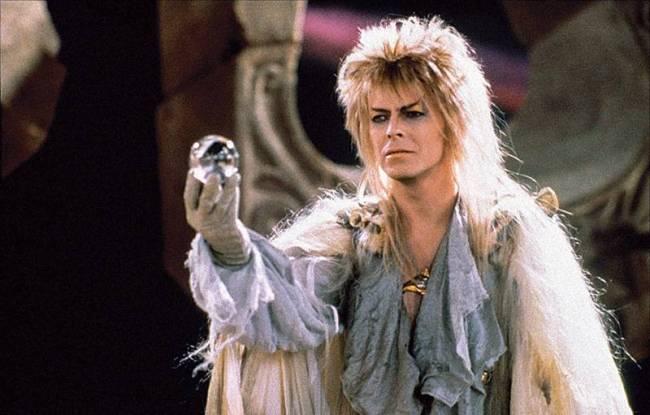 Mostra de Filmes David Bowie - Labirinto
