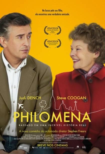 Philomena: pôster do filme