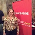 Ana Fernandes: filha de Luiz Fernandes, dono do bar no Mandaqui
