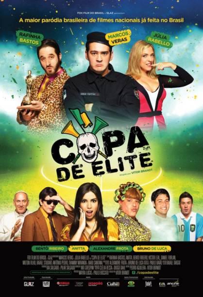 Copa de Elite: pôster do filme
