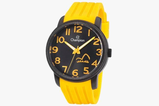 Relógio Champion em homenagem aos pontos turísticos do Rio de Janeiro