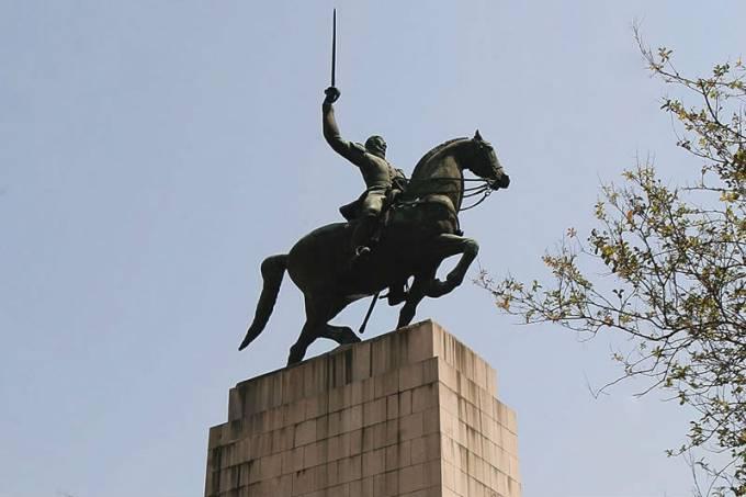 Estátua do Duque de Caxias