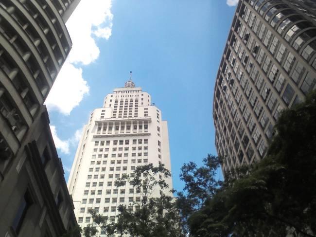 Edifício Altino Arantes - Santander