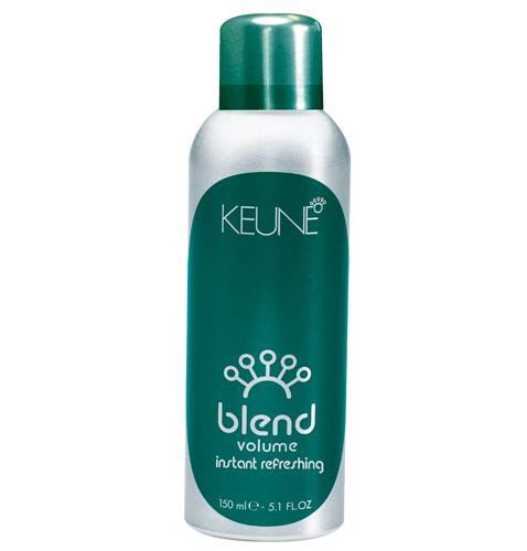 Shampoo a seco com efeito 2 em 1, da Keune. Limpa os fios e proporciona volume intenso instantaneamente. Preço sugerido: R$ 99,51. SAC: (41) 3342-9780 (Foto: Divulgação)