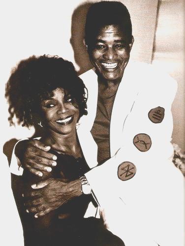 Elza Soares e Jair Rodrigues