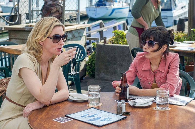 As atrizes Cate Blanchett e Sally Hawkins: conflitos entre irmãs