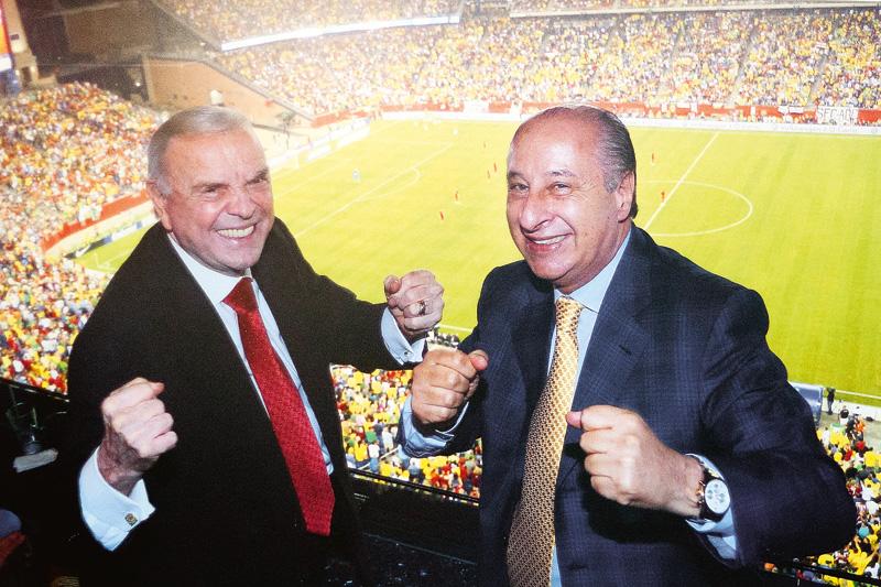 """Com José Maria Marin: """"mensalinho"""" para ter apoio político"""