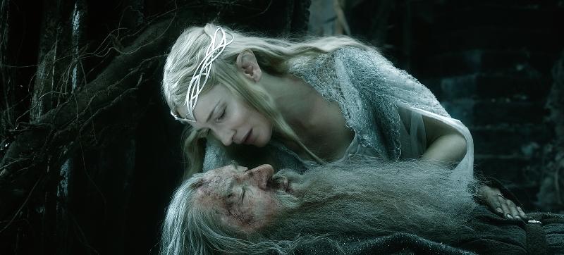 O Hobbit - A Batalha dos Cinco Exércitos: direção de Peter Jackson