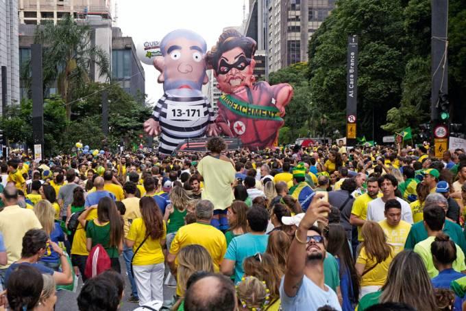 Protestos do Dia 13 de MarÁo