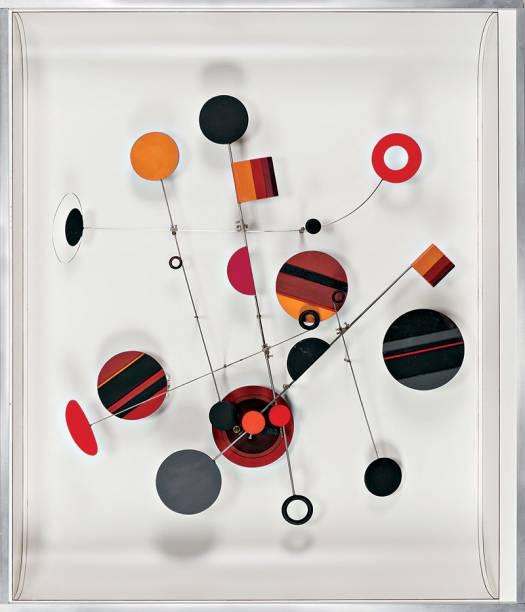 Objeto Cinético KK-9ª (1966-2009): pioneirismo do movimento na arte