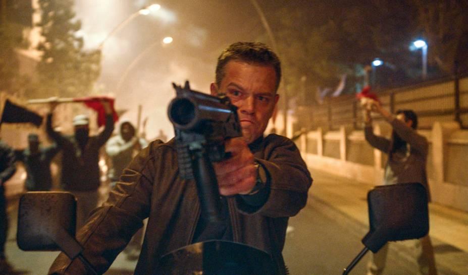 Leonardo DiCaprio no longa O Lobo de Wall Street