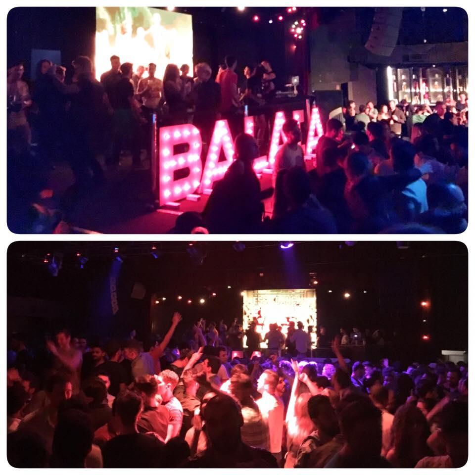 Balaia: Cine Joia recebe os DJs (Foto: Divulgação)