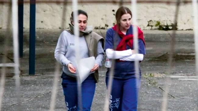 Suzane e Anna Carolina Jatobá