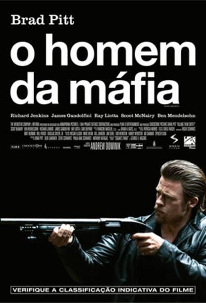 O Homem da Máfia: pôster do filme