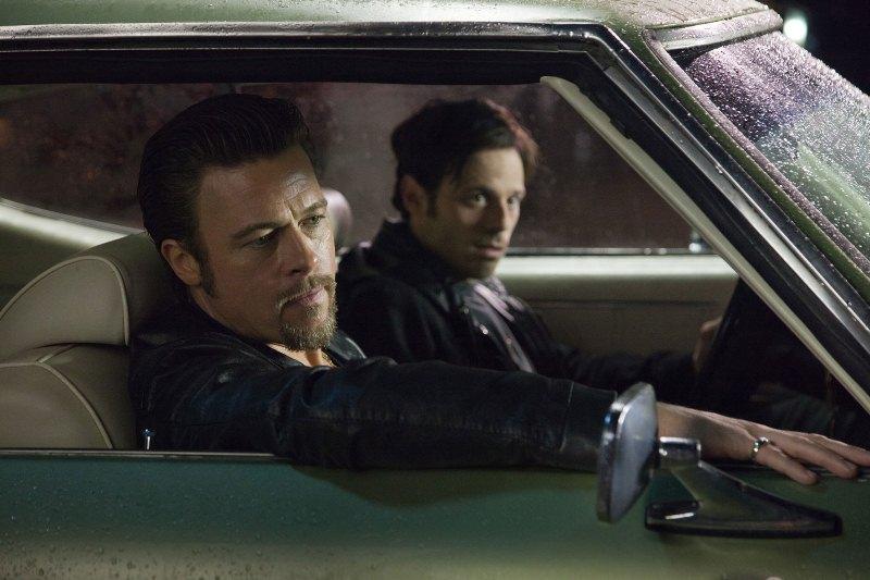 O Homem da Máfia: Brad Pitt (Jackie Cogan) faz o papel de um detetive
