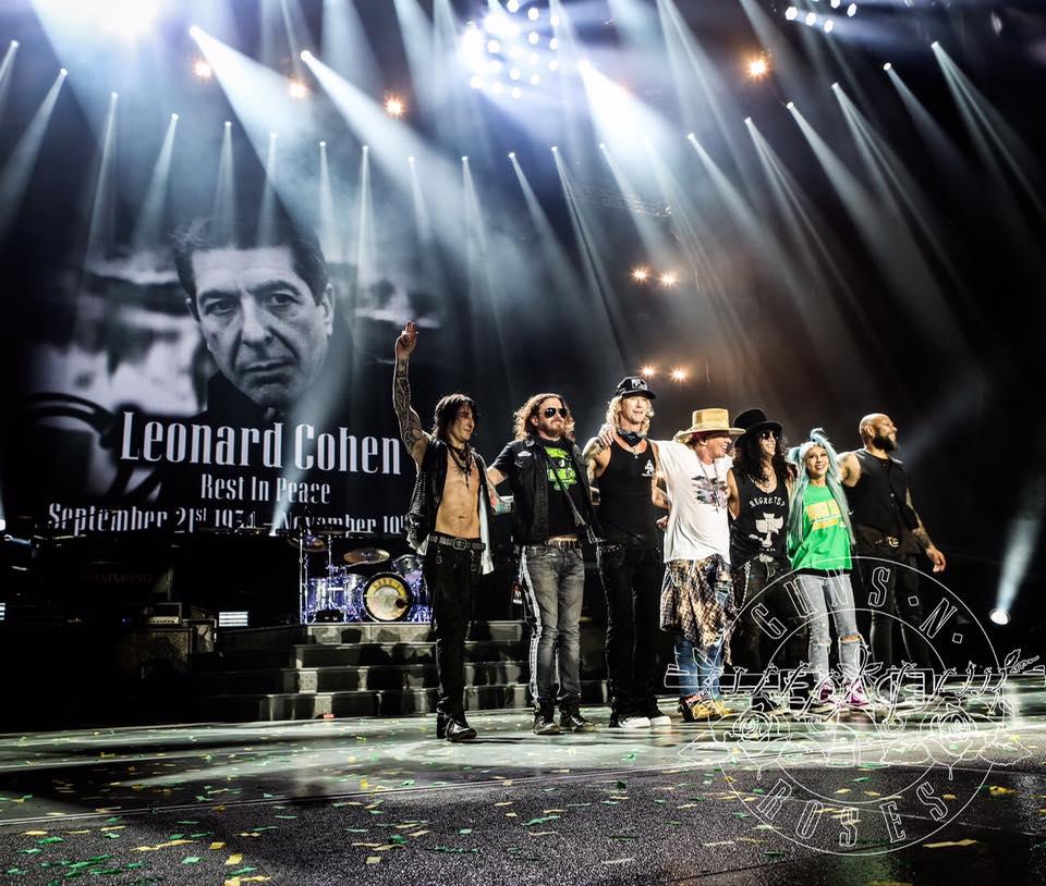 Show na noite de sexta (11), no Allianz Parque (Foto: Reprodução)