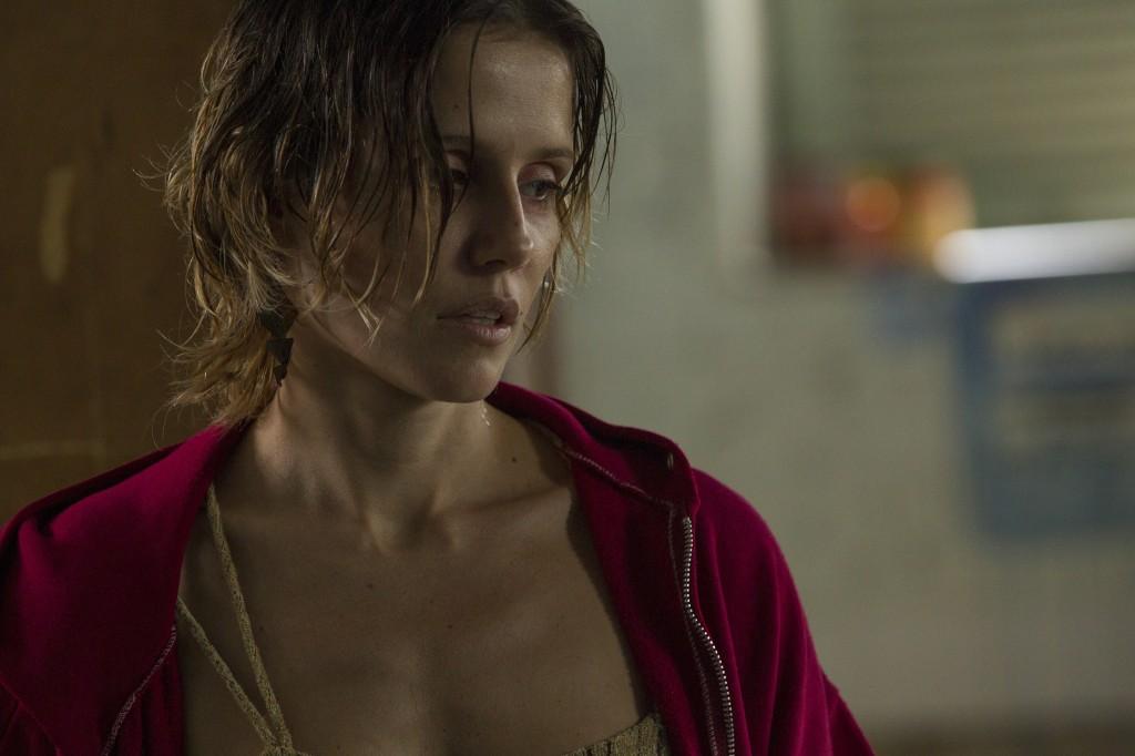 Em Boa Sorte, Deborah interpreta Judite, soropositiva e viciada em drogas