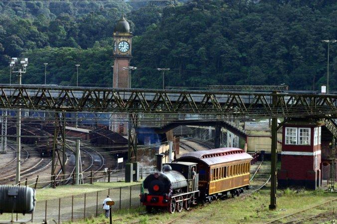 Estação Ferroviária de Paranapiacaba