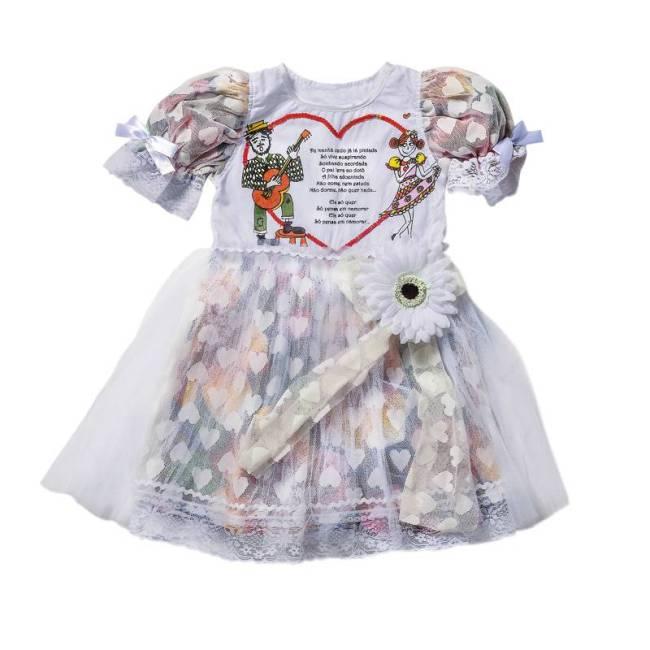 As Boas Compras: arraial fashion - Vestido de noivinha - Bicho Brasil