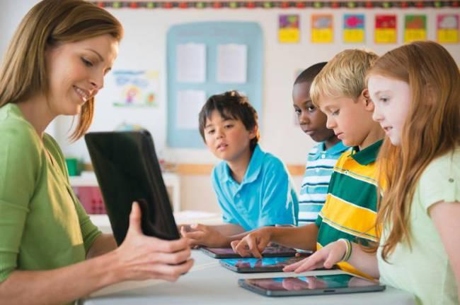Tecnologia criança
